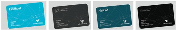 Fidélité clients : Air Austral lance une carte Capricorne Exclusive