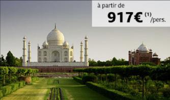 Kuoni offre les visas pour l'Inde