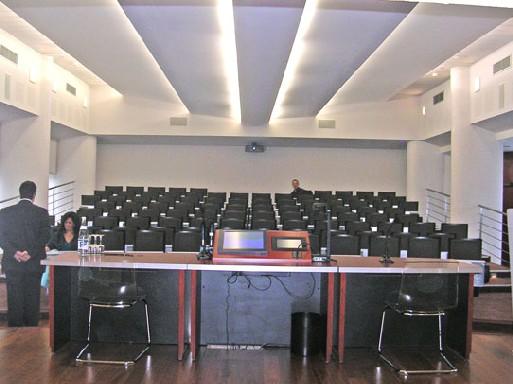 Montpellier : le Mercure Centre se dote d'un amphithéâtre high-tech