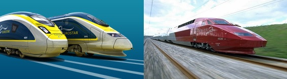 La circulation des trains Thalys et Eurostar va subir des perturbations mercredi 22 avril 2015 - Photos DR