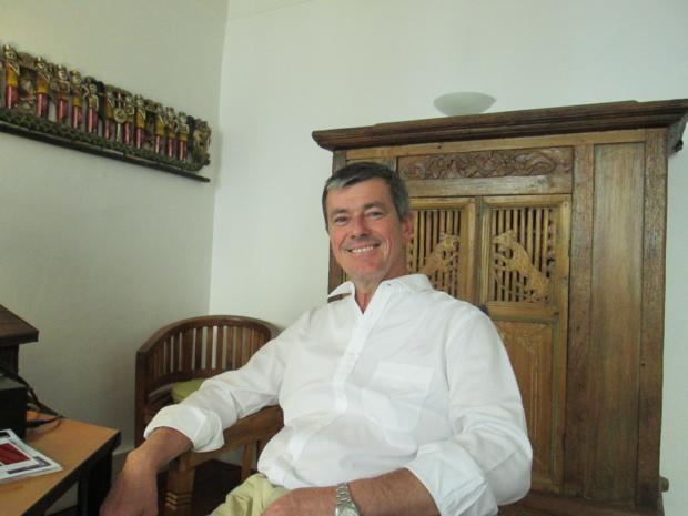 Didier Rabaux, une passion toujours intacte du voyage - DR : M.S.