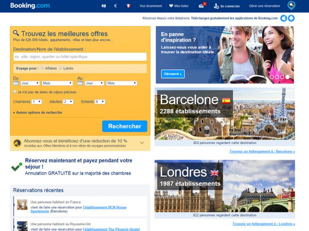 """Nul doute que les """"collègues"""" de Booking vont devoir s'aligner sur ces pratiques qui permettent enfin une concurrence… égalitaire - DR : Capture d'écran Booking.com"""