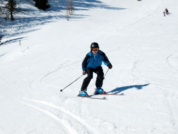 Les stations des Alpes du Sud sont parvenus à globalement compenser le manque d'enneigement par une diversification des activités proposées aux vacanciers - DR : © wjarek - Fotolia.com