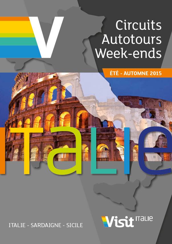 La nouvelle brochure Visit Italie - DR