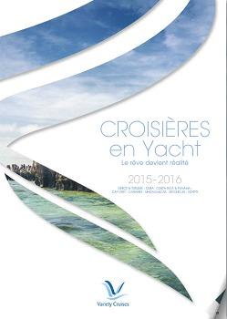La nouvelle brochure de Variety Cruises est feuilletable en ligne - DR : Variety Cruises