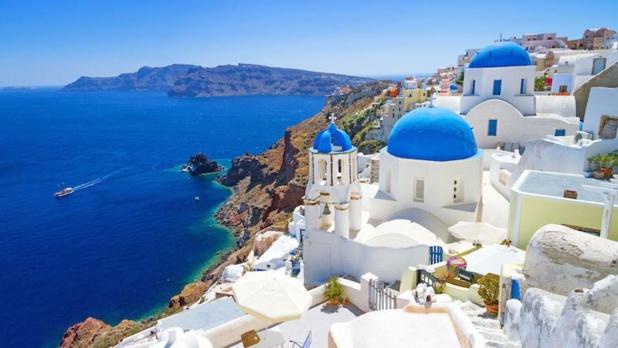 Les sites touristiques de la Grèce ne devraient pas désemplir cet été. DR