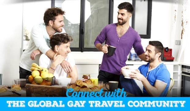 misterbnb.com compte développer ses services d'hébergement gay-friendly dans plusieurs nouveaux pays - DR : misterbnb.com