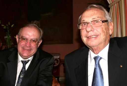 Jean Korcia et Francis Gallo, veulent plus de transparence dans la relation avec les fournisseurs (Cliquez pour agrandir)