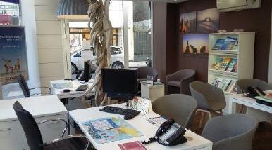 L'agence Thomas Cook de Vichy est désormais située rue Clémenceau - Photo Thomas Cook