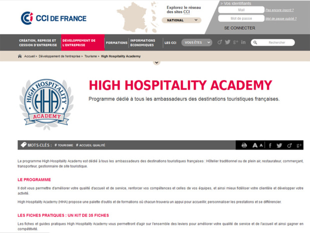 Hospitality in France: how to make some tourism professionals less grumpy?