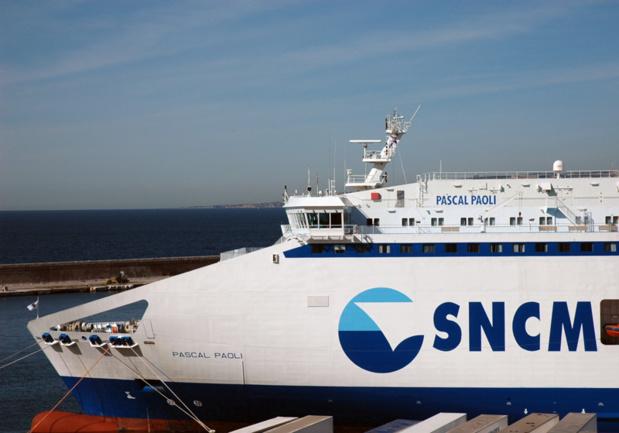 SNCM : N'oublions pas que Corsica Ferries est toujours en embuscade. Et que, eux, ils n'ont pas les deux pieds dans les mêmes sabots. A preuve, si j'en juge par le dernier bulletin publié par Pierre Mattei, Président du Directoire de Corsica, la lutte pour la desserte de la Corse va s'intensifier - Photo CE