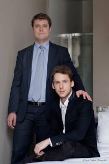 Les deux fondateurs de Trochotel (c)Trochotel