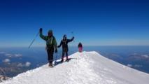 Au sommet du Mont Blanc (c) Kazaden