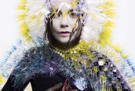 La célèbre chanteuse islandaise Bjork se produira au festival Iceland Airwaves - Photo : Icelandair