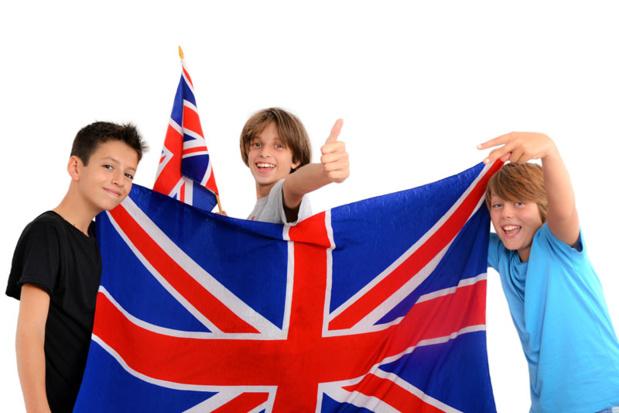 La Grande Bretagne représente 34% des demandes.   Sa proximité rassure les parents, surtout lorsque l'enfant est jeune et s'il s'agit d'un premier départ. La facilité d'accès donnée par Eurostar touche toutes les tranches d'âge - © Paty Wingrove - Fotolia.com