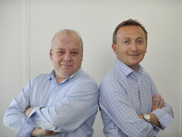 Ange Derment, directeur des Groupes et Sébastien Mano, directeur adjoint Groupes de Transat France - Photo crédits : Alexandre Nestora