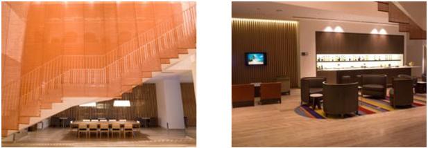 Le nouveau salon VIP de LATAM Airlines à Santiago est le plus grand d'Amérique du Sud - DR : LATAMA Airlines Group