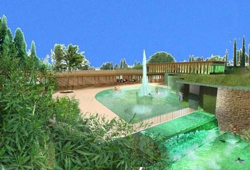 H rault balaruc les bains nouveau centre 39 39 bien tre et for Les bains de lea spa