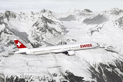 Swiss achète 3 B777-300 ER supplémentaires - DR : Swiss International Air Lines