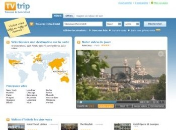 TVtrip.fr lance une nouvelle version de son site internet