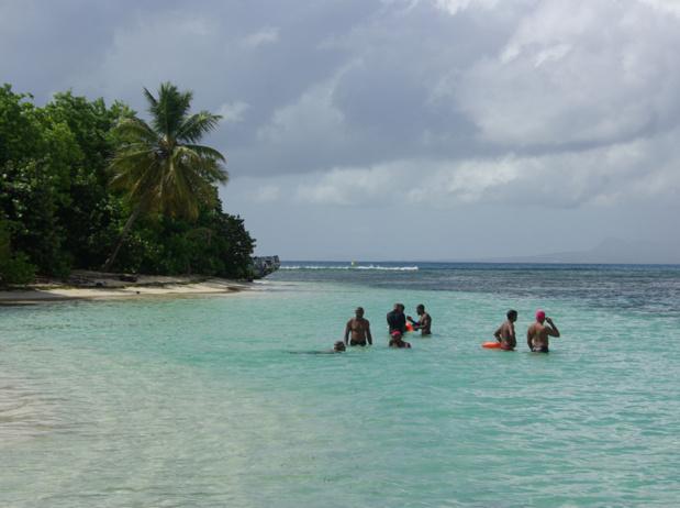 Par chance, la Guadeloupe n'est pas une île mais… des îles - DR : J-F.R.
