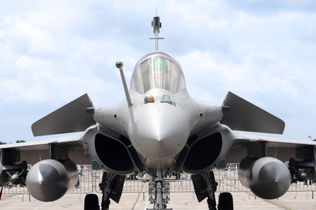 Le Qatar vient de signer une commande pour nos avions de chasse Rafale. Un investissement massif vers la France, pour d'obscures raisons que la vraie raison connait mais ne voudrait pas encore dévoiler -  DR : Fotolia - guitou33