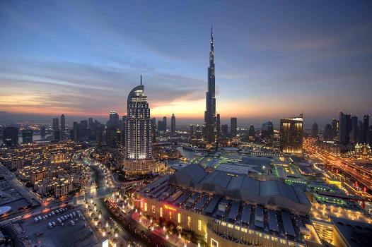 Dubaï attire chaque année de plus en plus de touristes internationaux - Photo DTCM
