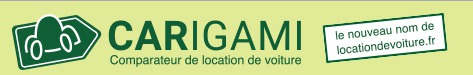 LocationDeVoiture.fr devient Carigami