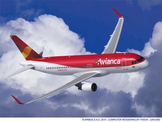 Avianca commande 100 Airbus A320 Neo
