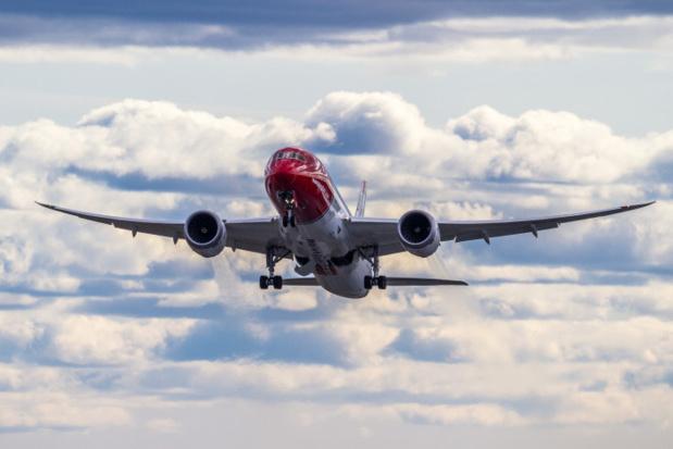 L'offensive vient de la Norvège et de Norwegian dotée d'une armada composée de Boeing 737 - Photo Norwegian