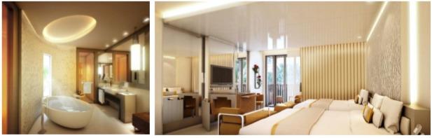 Mövenpick Hotel & Palais des Congrès Marrakech compte 501 chambres et suites - DR : Mövenpick Hotels & Resorts