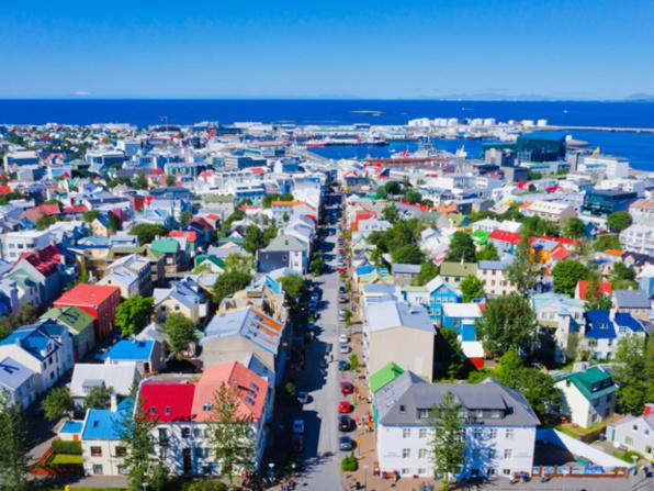 Photo de Reykjavik © Tsuguliev - Fotolia