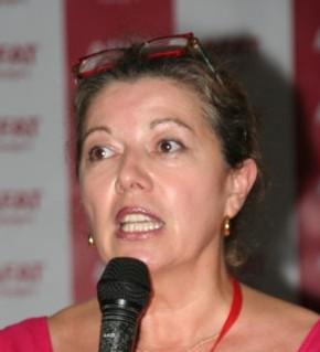 Nadine Pawlak, directeur du réseau Afat Voyages