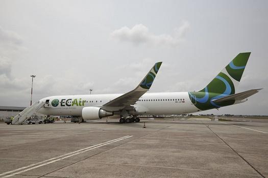 ECAir prend part au Sommet Aviation AFrica 2015 pour favoriser la coopération entre les compagnies aériennes africaines - DR : ECAir