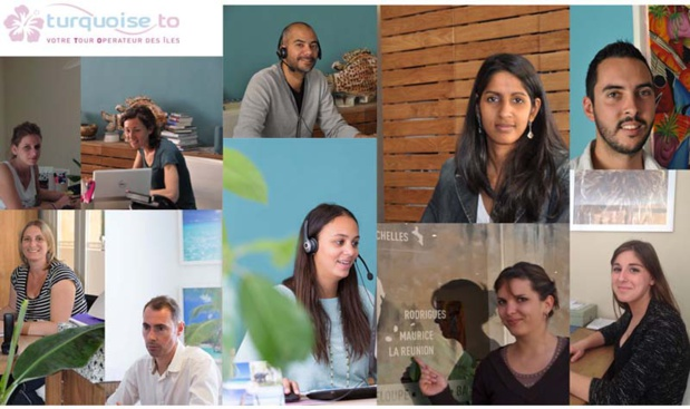 Turquoise To est un voyagiste discret, qui s'appuie sur une équipe d'une dizaine de salariés, tous experts sur les destinations revendues - DR : Turquoise To