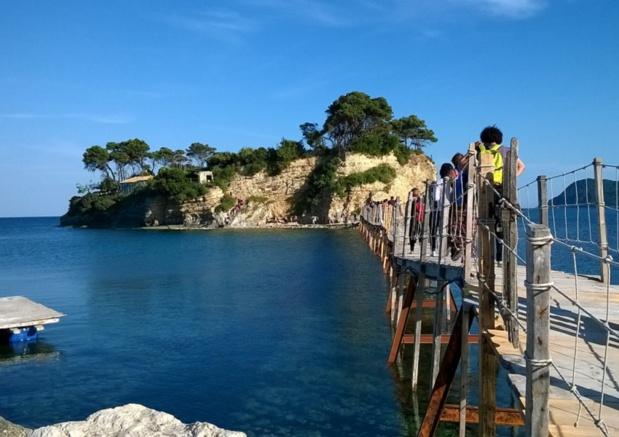 Entre plages, montagnes et champs d'olivier, l'île de Zakynthos, en Grèce, devrait surprendre ses visiteurs - Photo P.C.