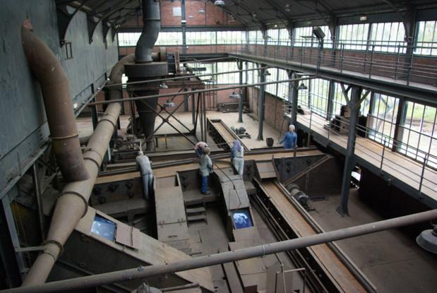 Durant 270 ans, jusqu'en 1990, des centaines de milliers d'hommes et de femmes se seront escrimés dans les galeries et en surface, arrachant au sous-sol 2 milliards de tonnes de charbon ! - DR : J-F.R.