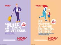 HOP! Air France fait la promotion de son réseau court-courrier