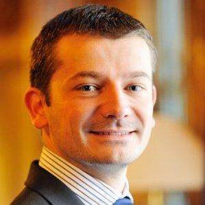Pierre Simon est le nouveau président de Doubs Tourisme - Photo Linkedin