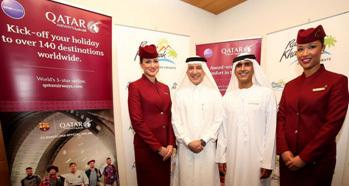 Qatar Airways lance une navette entre Doha et Dubaï