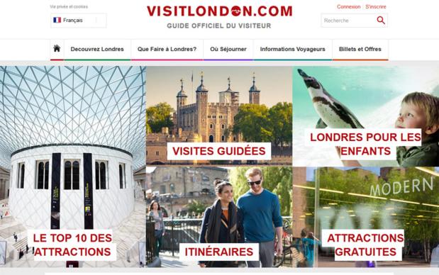 Londres : nouveau record de fréquentation en 2014