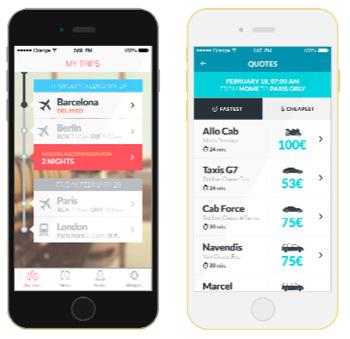 3mundi lance une appli iPhone et Apple Watch d'itinéraire de voyages