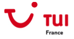 Droit de réponse de TUI France au sujet de la stratégie de marques