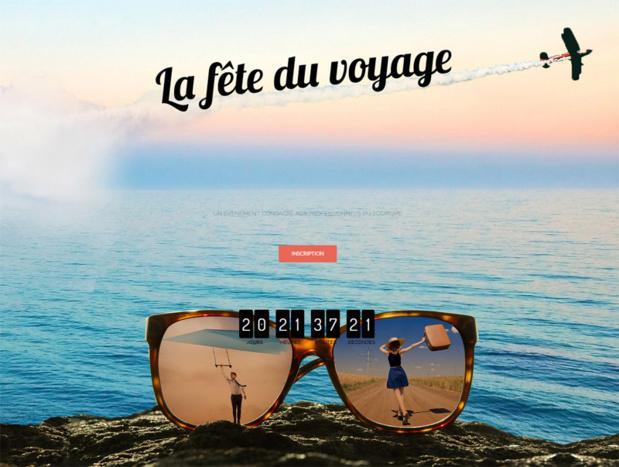 Le 11 juin 2015, le SNAV Sud Ouest organise la Fête du Voyage à Mérignac, près de Bordeaux - DR : Capture d'écran Fête du Voyage
