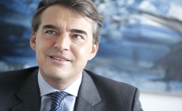 Alexandre de Juniac, reconduit à la tête d'Air France KLM pour 4 ans, a encore du pain sur la planche avec les syndicats.