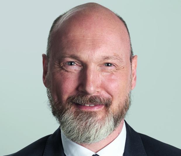 Nick Bosworth est le nouveau vice-président Marque et marketing du groupe - DR : Mövenpick Hotels and Resorts