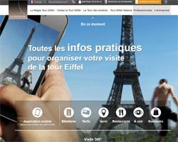 La Tour Eiffel fermée ce 22 mai 2015