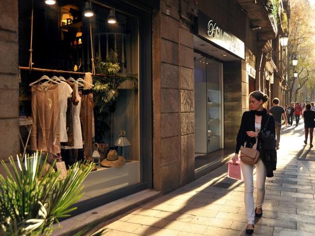 Espagne : le paradis du shopping tendance