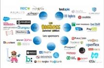 Les sponsors des BigBoss Summer Edition 2015©DGTV