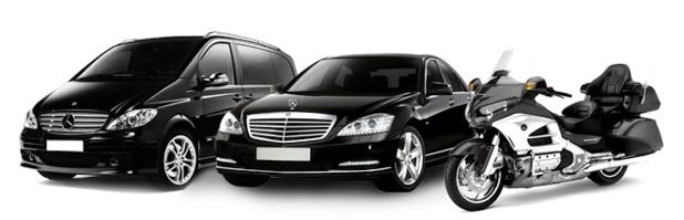 Allocab propose également des transports en VTC de luxe - Capture d'écran